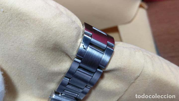 Relojes automáticos: RELOJ ROLEX OYSTER DATE ESFERA NEGRA del año 1976 , calibre 1570, de 26 rubís - Foto 36 - 183792187