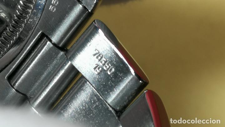Relojes automáticos: RELOJ ROLEX OYSTER DATE ESFERA NEGRA del año 1976 , calibre 1570, de 26 rubís - Foto 53 - 183792187