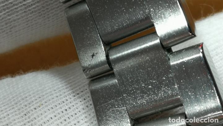 Relojes automáticos: RELOJ ROLEX OYSTER DATE ESFERA NEGRA del año 1976 , calibre 1570, de 26 rubís - Foto 54 - 183792187