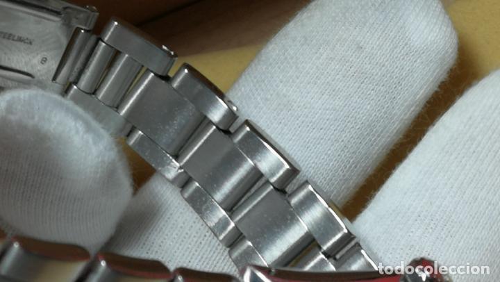 Relojes automáticos: RELOJ ROLEX OYSTER DATE ESFERA NEGRA del año 1976 , calibre 1570, de 26 rubís - Foto 55 - 183792187
