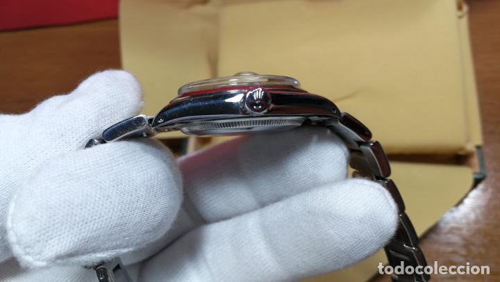 Relojes automáticos: RELOJ ROLEX OYSTER DATE ESFERA NEGRA del año 1976 , calibre 1570, de 26 rubís - Foto 70 - 183792187
