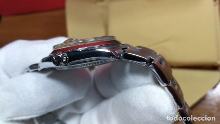 Relojes automáticos: RELOJ ROLEX OYSTER DATE ESFERA NEGRA del año 1976 , calibre 1570, de 26 rubís - Foto 72 - 183792187