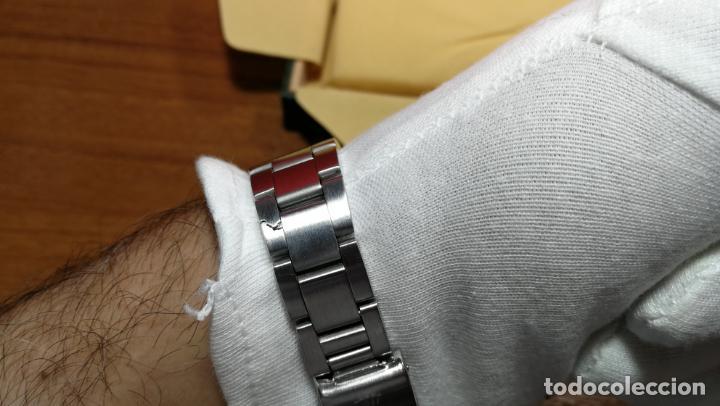 Relojes automáticos: RELOJ ROLEX OYSTER DATE ESFERA NEGRA del año 1976 , calibre 1570, de 26 rubís - Foto 86 - 183792187