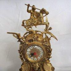 Relojes automáticos: RELOJ DE BRONCE. Lote 183894353