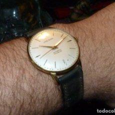 Relojes automáticos: RARISIMO RELOJ LORD ELGIN U.S.A AUTOMATICO 17 RUBIS AS1580 SWISS MADE AÑOS 50 ORIGINAL DIFICIL. Lote 184134447