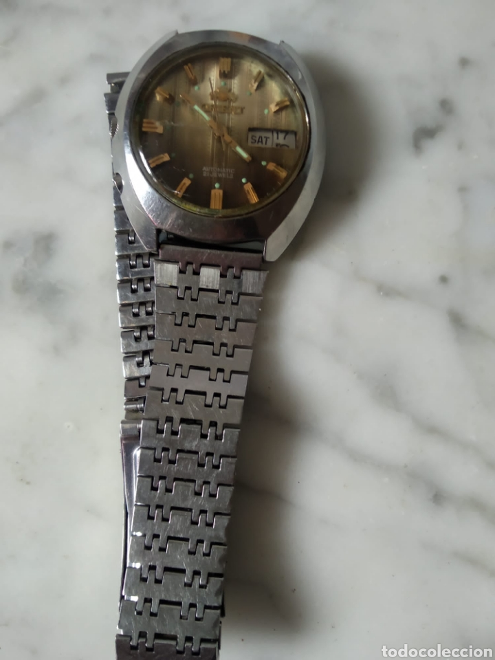 Relojes automáticos: Reloj orient - Foto 2 - 184307477