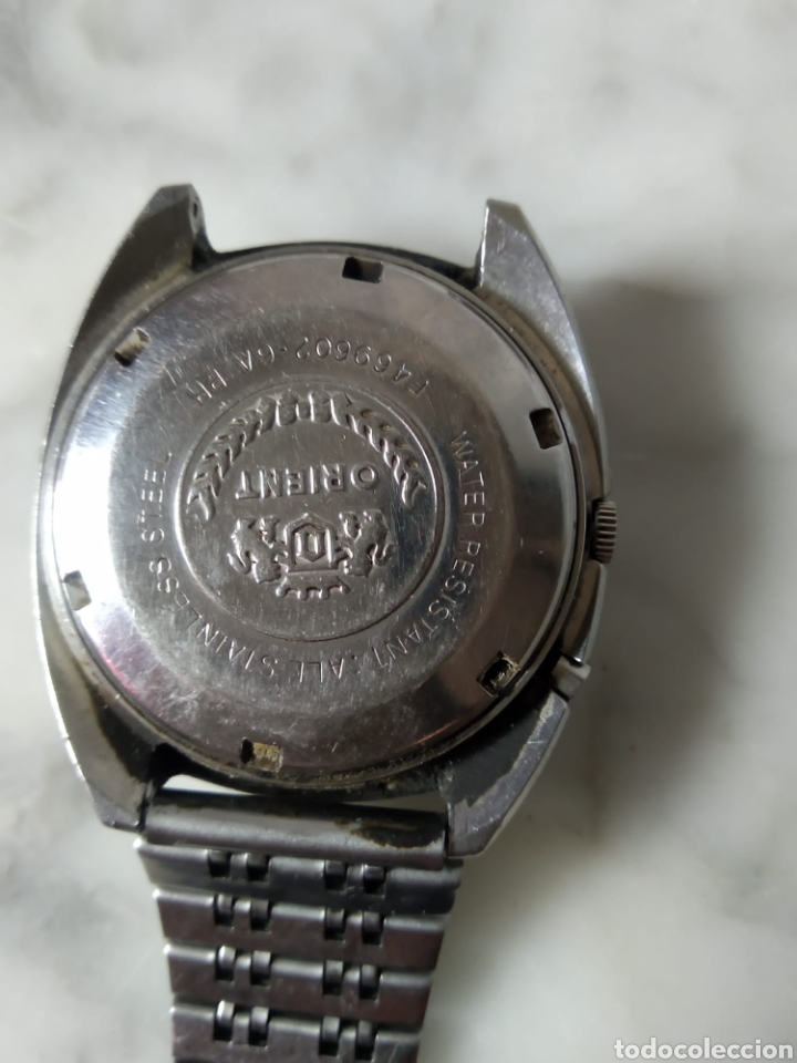 Relojes automáticos: Reloj orient - Foto 3 - 184307477