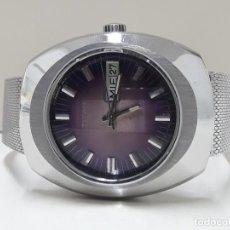 Relojes automáticos: RELOJ VINTAGE AUTOMÁTICO MARCA TITAN AÑOS 70 PRÁCTICAMENTE NUEVO. Lote 184554162