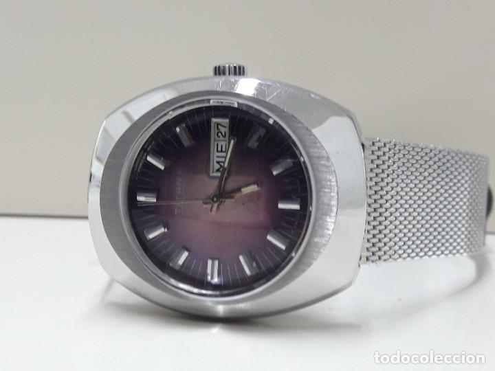 Relojes automáticos: RELOJ VINTAGE AUTOMÁTICO MARCA TITAN AÑOS 70 PRÁCTICAMENTE NUEVO - Foto 5 - 184554162