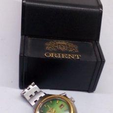 Relojes automáticos: RELOJ ORIENT AUTOMATICO EN SU ESTUCHE. Lote 184698153