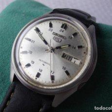 Relojes automáticos: ANTIGUO RELOJ SEIKO ESTETICA MILITAR. Lote 184715917