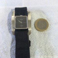 Relojes automáticos: ORIGINAL RELOJ LONGINES AUTOMÁTICO DE PLATA. Lote 184778105