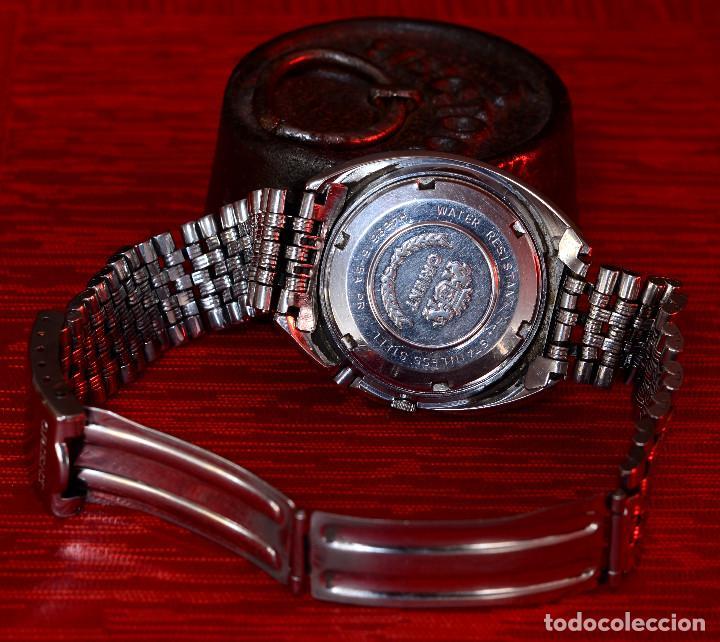 Relojes automáticos: RELOJ AUTOMÁTICO VINTAGE ORIENT - Foto 3 - 184849570