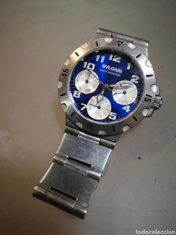 Relojes automáticos: RELOJ BVLGARY - Foto 2 - 185627427