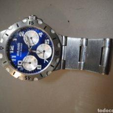 Relojes automáticos: RELOJ BVLGARY. Lote 185627427