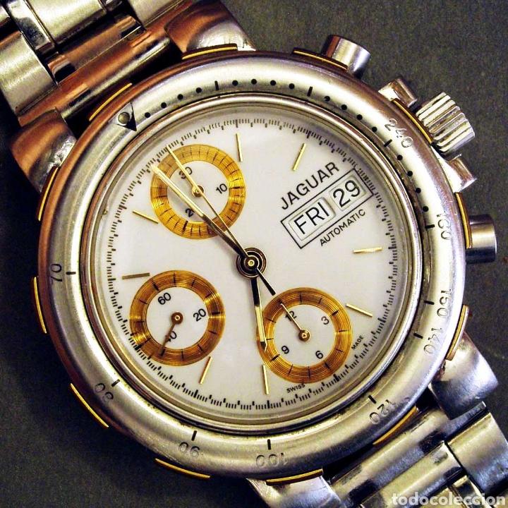 Relojes automáticos: Jaguar reloj automatico - Foto 4 - 185660260