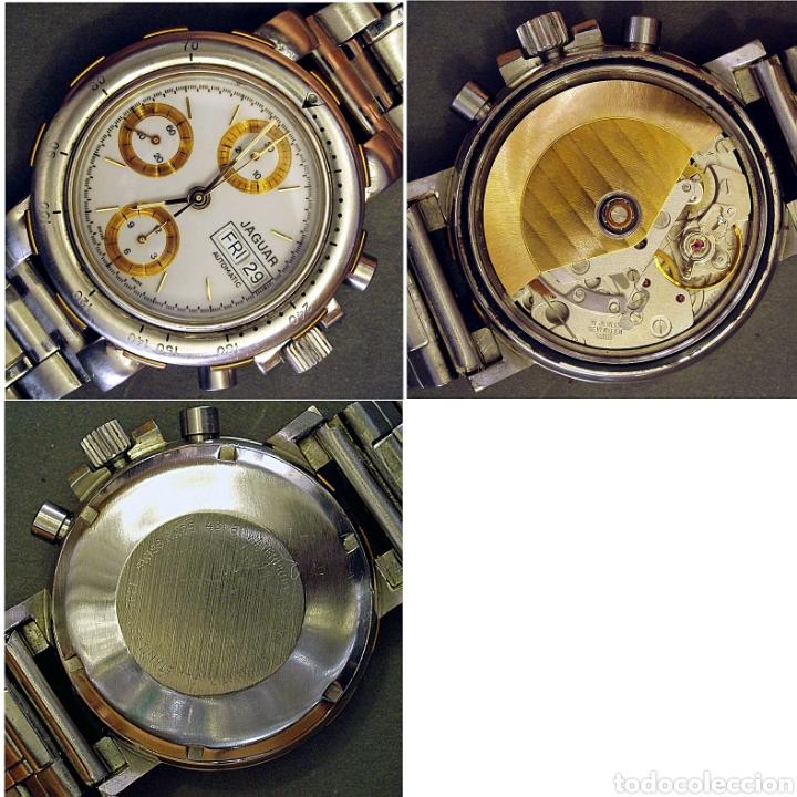JAGUAR RELOJ AUTOMATICO (Relojes - Relojes Automáticos)