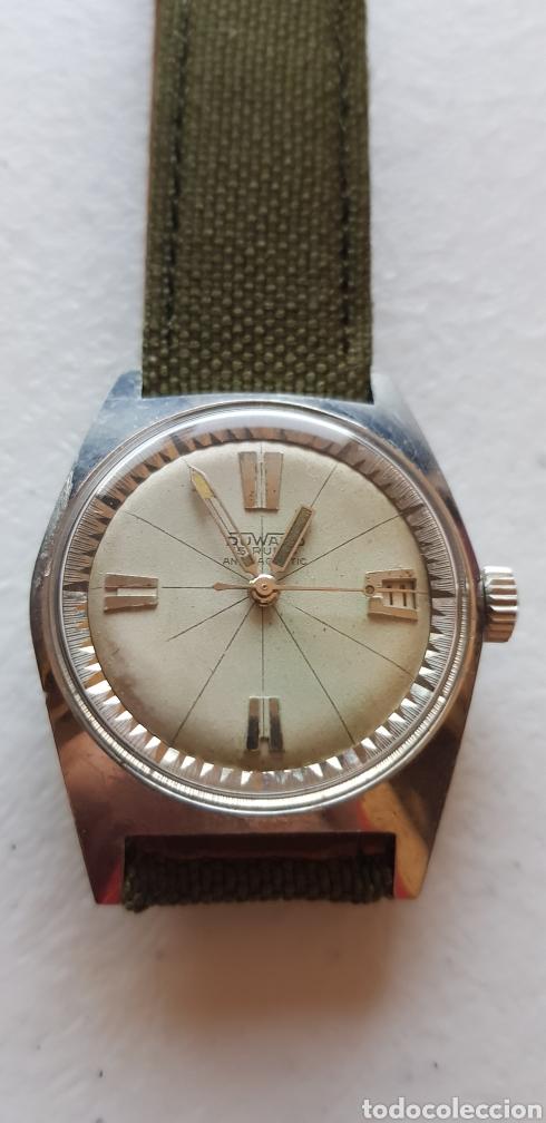 Relojes automáticos: DUWARD AQUASTAR GRAND AIR AUTOMATICO FUNCIONANDO - Foto 13 - 179174287
