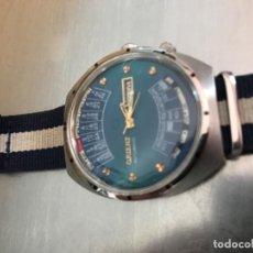 Relojes automáticos: ORIENT CALENDARIO VINTAGE PERPETUO DE COLECCIONISTA AUTOMÁTICO FUNCIONANDO. Lote 185888088