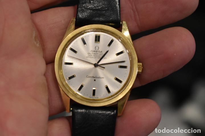 Relojes automáticos: Reloj Omega automatico Constellation oro 18k Cal. 712 ;precioso,impecable - Foto 14 - 185975638