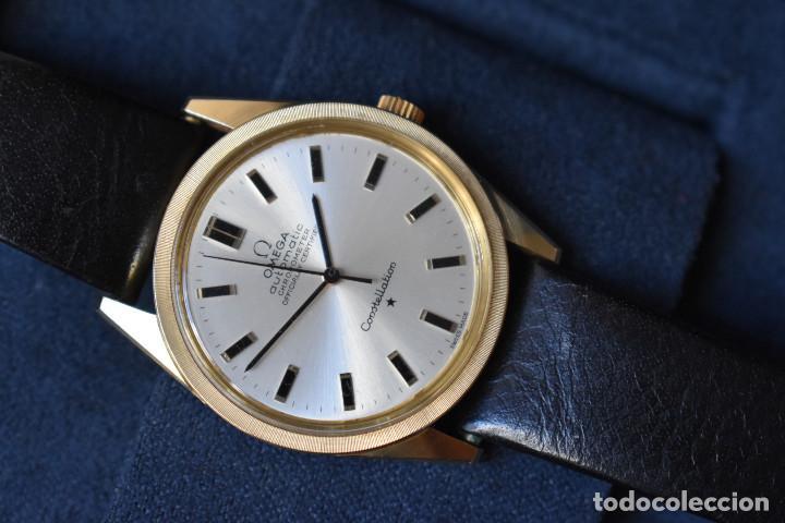 Relojes automáticos: Reloj Omega automatico Constellation oro 18k Cal. 712 ;precioso,impecable - Foto 9 - 185975638