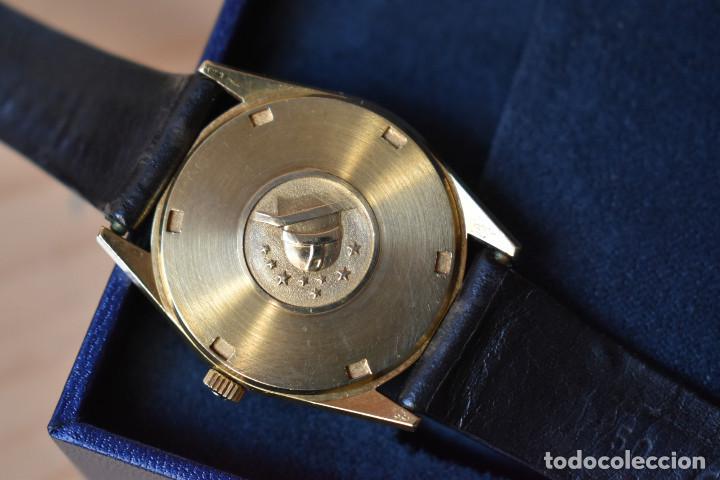 Relojes automáticos: Reloj Omega automatico Constellation oro 18k Cal. 712 ;precioso,impecable - Foto 10 - 185975638
