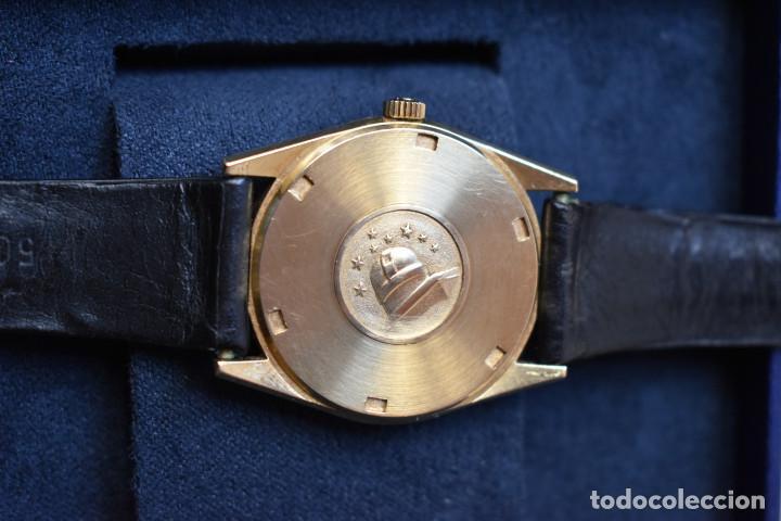Relojes automáticos: Reloj Omega automatico Constellation oro 18k Cal. 712 ;precioso,impecable - Foto 4 - 185975638