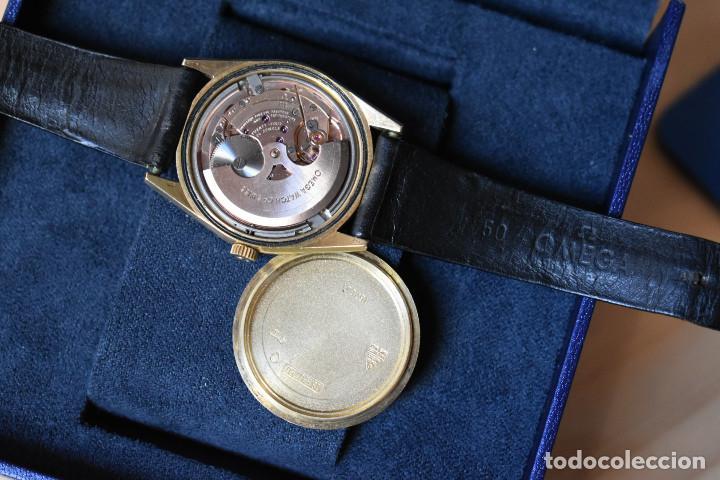 Relojes automáticos: Reloj Omega automatico Constellation oro 18k Cal. 712 ;precioso,impecable - Foto 16 - 185975638