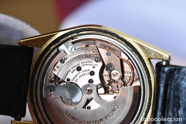 Relojes automáticos: Reloj Omega automatico Constellation oro 18k Cal. 712 ;precioso,impecable - Foto 18 - 185975638