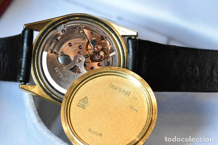 Relojes automáticos: Reloj Omega automatico Constellation oro 18k Cal. 712 ;precioso,impecable - Foto 3 - 185975638