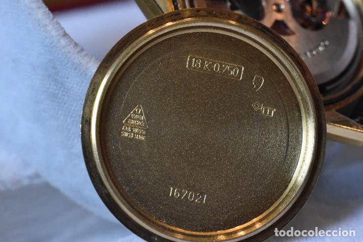 Relojes automáticos: Reloj Omega automatico Constellation oro 18k Cal. 712 ;precioso,impecable - Foto 19 - 185975638