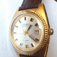 Relojes automáticos: RELOJ CITIZEN AUTOMATICO COMO NUEVO FUNCIONANDO. Lote 186005548