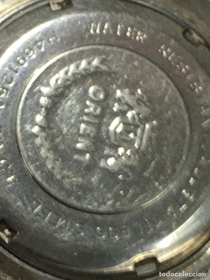 Relojes automáticos: Orient crystal 21 jewels maquinaria japan 46941 vintage - Foto 9 - 186443188