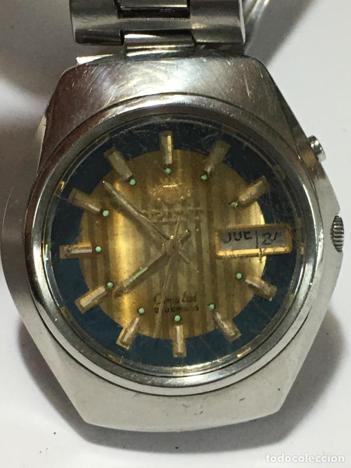 ORIENT CRYSTAL 21 JEWELS MAQUINARIA JAPAN 46941 VINTAGE (Relojes - Relojes Automáticos)