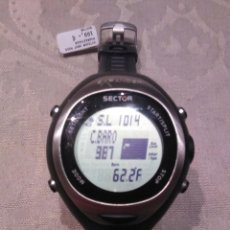Relojes automáticos: RELOJ SEKTOR EXPANDER DE STOCK DE RELOJERIA NUEVO A ESTRENAR CORREA DE CAUCHO. Lote 186447410