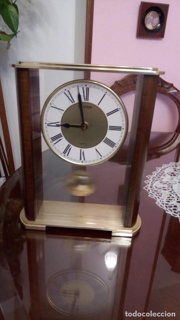Relojes automáticos: RELOJ SOBREMESA - MARCA RHYTHM - Foto 3 - 187006650