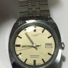 Relojes automáticos: RELOJ TIMEX AUTOMÁTICO BRITAIN EN FUNCIONAMIENTO. Lote 187109948