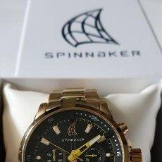 Relojes automáticos: RELOJ SPINNAKER PARA HOMBRE,MODELO SP5004 ,AÑO 2.016,NUEVO CON CAJA,NUEVO SIN USAR. Lote 187192666