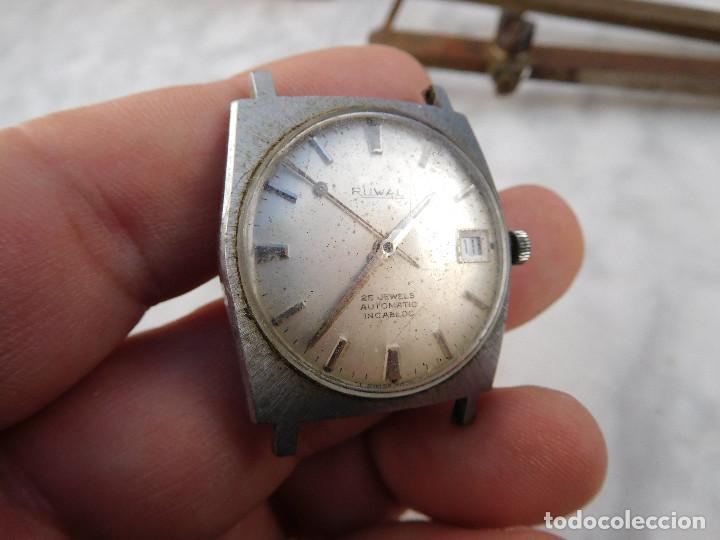 Relojes automáticos: Reloj de carga automática de la marca Ruwal - Foto 2 - 187192715