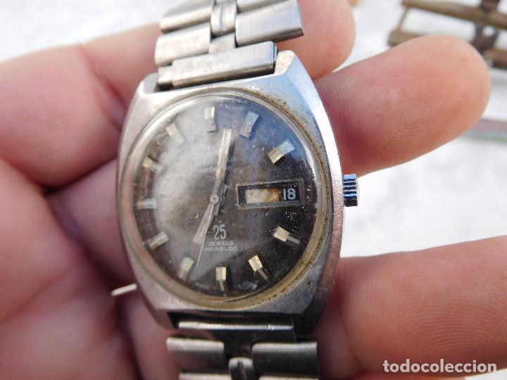 Relojes automáticos: Reloj de carga automática de la marca Alduna - Foto 3 - 187193496