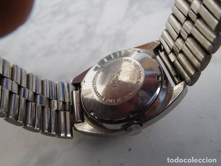 Relojes automáticos: Reloj de carga automática de la marca Alduna - Foto 6 - 187193496