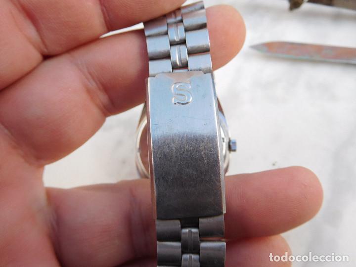 Relojes automáticos: Reloj de carga automática de la marca Alduna - Foto 7 - 187193496