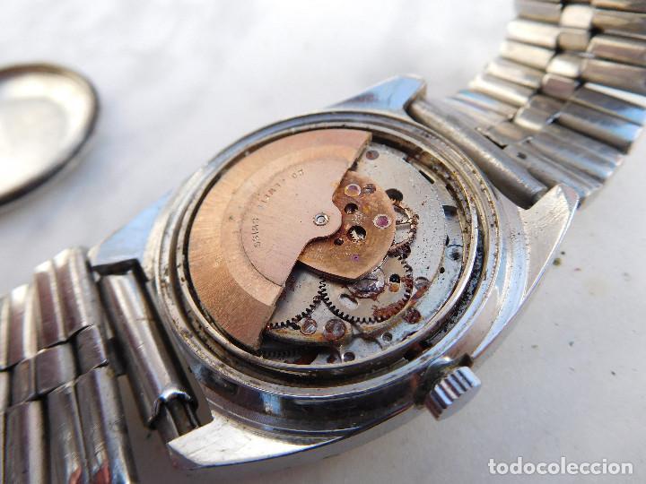 Relojes automáticos: Reloj de carga automática de la marca Alduna - Foto 8 - 187193496