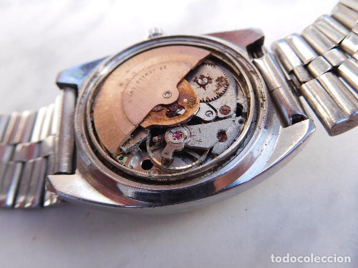Relojes automáticos: Reloj de carga automática de la marca Alduna - Foto 9 - 187193496