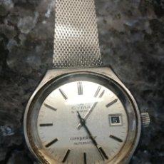 Relojes automáticos: CYMA CONQUISTADOR.. Lote 187329605