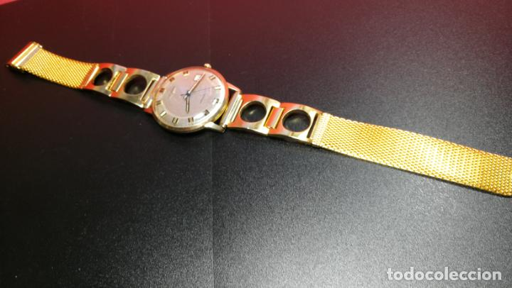 Relojes automáticos: MAGNIFICO RELOJ LONGINES AUTOMÁTICO de 1970, EN CAJA DE ORO DE 18K, Cal 505 - Foto 75 - 187434290