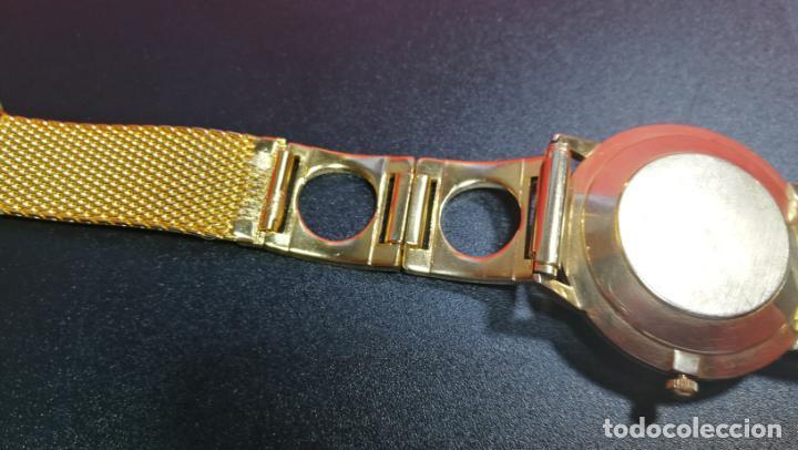 Relojes automáticos: MAGNIFICO RELOJ LONGINES AUTOMÁTICO de 1970, EN CAJA DE ORO DE 18K, Cal 505 - Foto 92 - 187434290