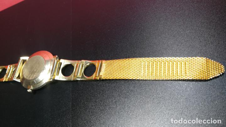 Relojes automáticos: MAGNIFICO RELOJ LONGINES AUTOMÁTICO de 1970, EN CAJA DE ORO DE 18K, Cal 505 - Foto 94 - 187434290