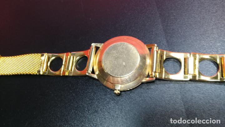 Relojes automáticos: MAGNIFICO RELOJ LONGINES AUTOMÁTICO de 1970, EN CAJA DE ORO DE 18K, Cal 505 - Foto 96 - 187434290
