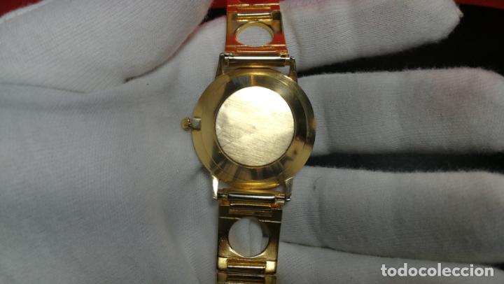 Relojes automáticos: MAGNIFICO RELOJ LONGINES AUTOMÁTICO de 1970, EN CAJA DE ORO DE 18K, Cal 505 - Foto 122 - 187434290